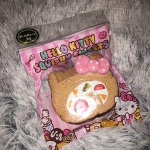 Hello Kitty Squishy Cake Roll